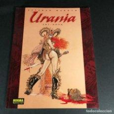 Fumetti: ESTEBAN MAROTO URANIA ART BOOK LIBRO DE ILUSTRACIONES NORMA EDITORIAL DE QUIOSCO. Lote 237821115
