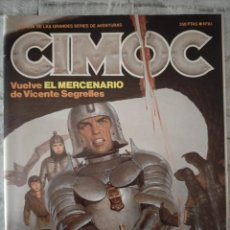 Cómics: CIMOC N 83. Lote 237853335