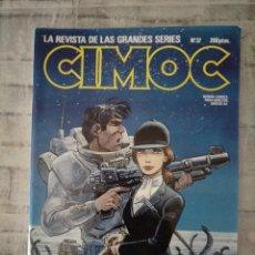 Cómics: CIMOC N 37. Lote 237854875