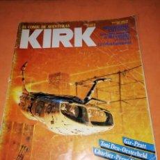 Cómics: KIRK. Nº 6. NORMA EDITORIAL. OCTUBRE 1982. Lote 237918260
