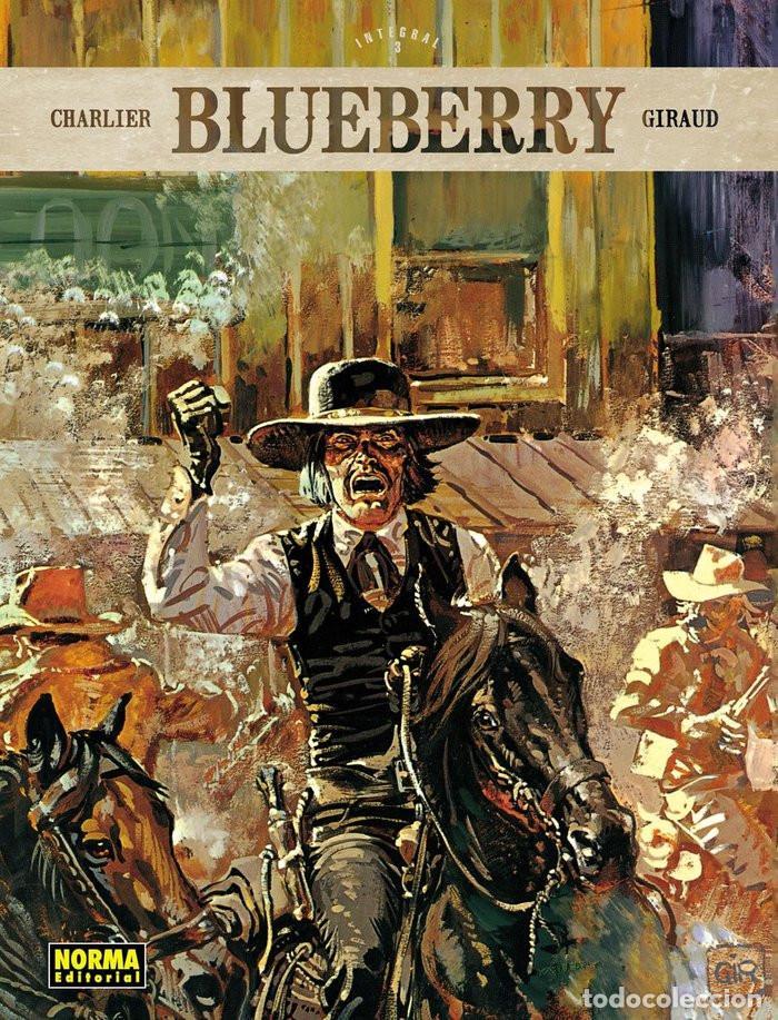 BLUEBERRY 3 EDICION INTEGRAL (Tebeos y Comics - Norma - Comic Europeo)