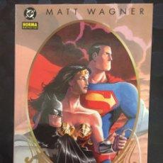 Cómics: TRINITY : BATMAN SUPERMAN WONDER WOMAN DC CÓMICS ( 2004 ). Lote 238203085