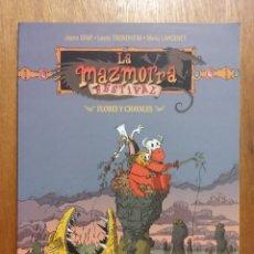 Cómics: LA MAZMORRA FESTIVAL FLORES Y CHAVALES JOANN SFAR LEWIS TRONDHEIM MANU LARCENET NORMA EDITORIAL. Lote 238237270