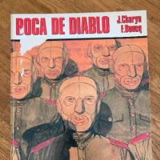 Comics : BOCA DE DIABLO - CIMOC EXTRA COLOR 74 - NORMA - GCH. Lote 238367625