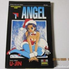 Cómics: ANGEL MANGA NORMA ED. U-JIM. FASCICULOS 1.2.3.4.5. Lote 238300250