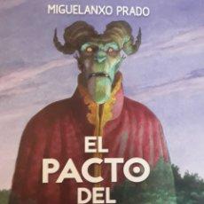 Cómics: EL PACTO DEL LETARGO. Lote 238913415