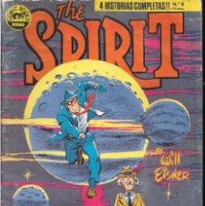 Cómics: THE SPIRIT Nº 8. Lote 239659135