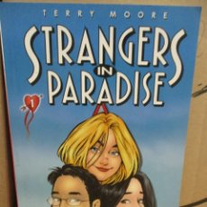 Cómics: STRANGERS IN PARADISE - TOMO Nº 1 - TERRY MOORE / NORMA EDITORIAL. Lote 239666580