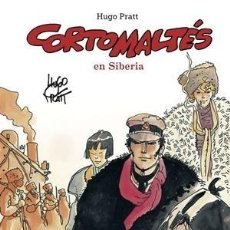 Cómics: CORTO MALTÉS 6 : EN SIBERIA - NORMA / COMIC EUROPEO / EDICIÓN COLOR / TAPA DURA / NUEVO DE EDITORIAL. Lote 240589330
