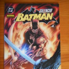Fumetti: BATMAN - SILENCIO Nº 4 - JEPH LOEB, JIM LEE - DC - NORMA (7Z). Lote 240629810