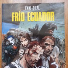 Cómics: FRÍO ECUADOR - ENKI BILAL - NORMA - EXTRA COLOR Nº 100 - 1993. Lote 241387165