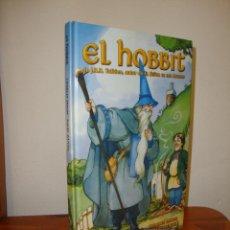 Cómics: EL HOBBIT. HISTORIA DE UNA IDA Y UNA VUELTA - CHARLES DIXON, DAVID WENZEL - NORMA EDITORIAL. Lote 241653175