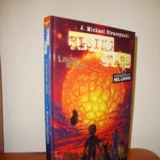 Cómics: RISING STARS. 1. NACIDO DEL FUEGO - J. MICHAEL STRACZYNSKI - NORMA EDITORIAL, MUY BUEN ESTADO. Lote 241768440