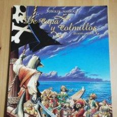 Cómics: DE CAPA Y COLMILLOS Nº 2 ¡BANDERA NEGRA! (ALAIN AYROLES / JEAN-LUC MASBOU). Lote 242013110
