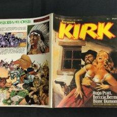 Cómics: SARGENTO KIRK - Nº 2 - NORMA -. Lote 242239300