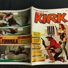 Cómics: SARGENTO KIRK - Nº 3 - NORMA -. Lote 242239380