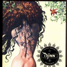 Cómics: DJINN 2 - NORMA / EDICIÓN INTEGRAL / COMIC EUROPEO / TAPA DURA / NUEVO DE EDITORIAL. Lote 240585840
