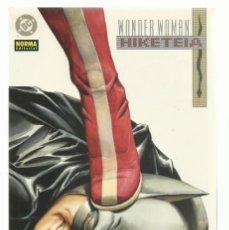 Cómics: WONDER WOMAN: HIKETEIA, 2003, NORMA, MUY BUEN ESTADO. Lote 242985850