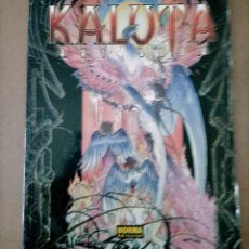 Cómics: KALUTA ART BOOK. 1ª EDICIÓN: ABRIL 2001. Lote 243406920