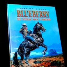 Cómics: DE KIOSCO BLUEBERRY 26 EL FINAL DEL CAMINO NORMA EDITORIAL CHARLIER - GIRAUD. Lote 243555580