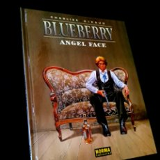 Cómics: EXCELENTE ESTADO BLUEBERRY 11 ANGEL FACE NORMA EDITORIAL CHARLIER - GIRAUD. Lote 243561620