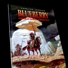 Cómics: EXCELENTE ESTADO BLUEBERRY 36 SOMBRAS SOBRE TOMBSTONE NORMA EDITORIAL CHARLIER - GIRAUD. Lote 243562865