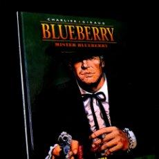 Cómics: MUY BUEN ESTADO BLUEBERRY 35 MISTER BLUEBERRY NORMA EDITORIAL CHARLIER - GIRAUD. Lote 243567650