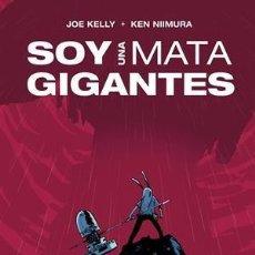 Cómics: SOY UNA MATAGIGANTES - NORMA / TAPA DURA / NUEVO DE EDITORIAL. Lote 243781690