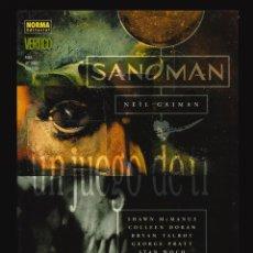 Comics: THE SANDMAN. UN JUEGO DE TI - NORMA / COLECCIÓN VÉRTIGO 249. Lote 243791245