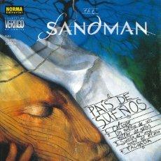 Comics: THE SANDMAN. PAÍS DE SUEÑOS - NORMA / COLECCIÓN VÉRTIGO 208. Lote 243802575