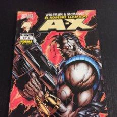 Cómics: EL HOMBRE LLAMADO A-X. Nº 6. Lote 243807795