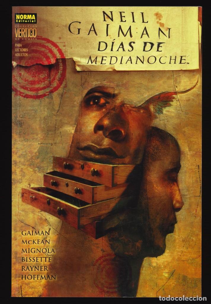 DÍAS DE MEDIANOCHE - NORMA / COLECCIÓN VÉRTIGO 166 (Tebeos y Comics - Norma - Comic USA)