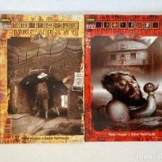 Fumetti: THE DREAMING, EL CHICO PERDIDO DE PETER HOGAN Y STEVE PARKHOUSE. NORMA EDITORIAL.. Lote 243820085