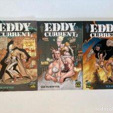 Fumetti: EDDY CURRENT DE TED MCKEEVER. NORMA EDITORIAL.. Lote 243820520
