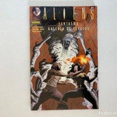 Fumetti: ALIENS, FANTASMA Y GALERÍA DE ESPEJOS DE JAY STEPHENS, EDUARDO RISSO Y DAVID LLOYD. NORMA EDITORIAL.. Lote 243824185