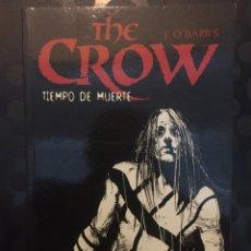 Cómics: THE CROW : TIEMPO DE MUERTE DE J. O'BARR'S ( 1996 ). Lote 244566530