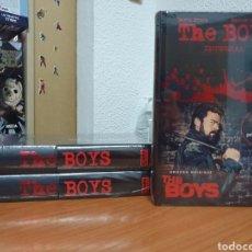 Cómics: LOTE 3 TOMOS INTEGRALES THE BOYS DE GARTH ENNIS Y DARICK ROBERTSON (COMPLETA) NORMA EDITORIAL. Lote 244585075