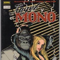 Comics: ANGEL Y EL MONO - COL. VERTIGO Nº 245 - NORMA - MUY BUEN ESTADO - OFM15. Lote 244678595