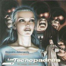 Cómics: LOS TECNOPADRES VOL. 7 EL JUEGO PERFECTO - NORMA - CARTONE - IMPECABLE - OFM15. Lote 244717795