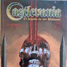Cómics: CASTLEVANIA: EL LEGADO DE LOS BELMONT DE MARC ANDREYKO, E. J. SU (MADE IN HELL Nº 23). Lote 244919010