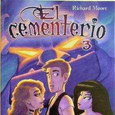 Cómics: EL CEMENTERIO 3 DE RICHARD MOORE (MADE IN HELL Nº 68). Lote 244924365