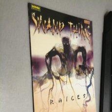 Cómics: SWAMP THING: RAÍCES / JON J. MUTH / VÉRTIGO Nº 100 - NORMA EDITORIAL. Lote 245082755