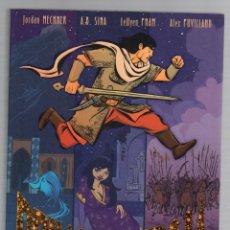 Cómics: PRINCE OF PERSIA. LA NOVELA GRAFICA. LA ADAPTACION DEL VIDEOJUEGO ORIGINAL. NORMA, 2009. Lote 245381870