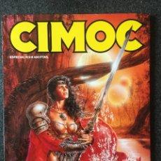 Cómics: CIMOC ESPECIAL Nº 9 - HEROINAS - 1ª EDICIÓN - NORMA - 1989 - ¡NUEVO!. Lote 245635140