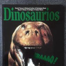Cómics: CIMOC ESPECIAL Nº 12 - DINOSAURIOS - 1ª EDICIÓN - NORMA - 1992 - ¡NUEVO!. Lote 245637535