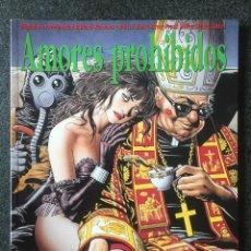Cómics: CIMOC ESPECIAL Nº 13 - AMORES PROHIBIDOS - 1ª EDICIÓN - NORMA - 1993 - ¡NUEVO!. Lote 245638235