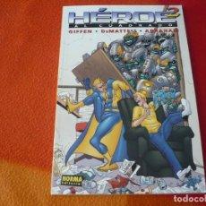Cómics: HEROE AL CUADRADO Nº 1 ( GIFFEN DEMATTEIS ) ¡MUY BUEN ESTADO! NORMA. Lote 245774425
