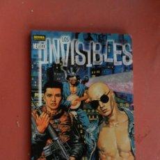 Cómics: LOS INVISIBLES , ADIOS CONEJITOS - NORMA EDITORIAL Nº 259-GRANT MORRISON, PAUL JOHNSON, STEVE YEOWEL. Lote 245891295