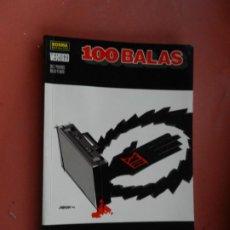 Cómics: 100 BALAS , DIEZ PALMOS BAJO PLOMO - NORMA EDITORIAL 2 DE 2 ,BRIAN AZZARELLO Y EDUARDO RISSO. Lote 245899425