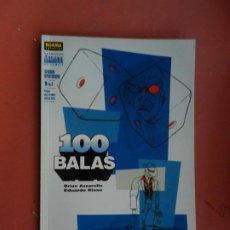 Cómics: 100 BALAS ,SEGUNDA OPORTUNIDAD 1 DE 3 - NORMA EDITORIAL 2 DE 2 ,BRIAN AZZARELLO Y EDUARDO RISSO. Lote 245899780